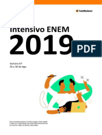 eBook Intensivo Enem Semana 07