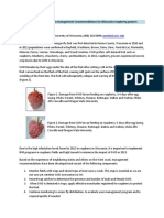 Raspberry SWD Management Recommendations 2015