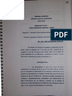 Accion de Grupo EDS MOCHUELO vs Petrobras Chevron