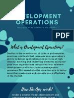 Development-operations