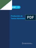 Curso Producción de Textos Administrativos - Versión Completa