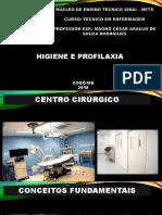 Higiene e Profilaxia Aula