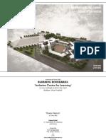Architectural Thesis Inclusive Centre Fo