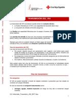 Todo Sobre VIH Informate Transmisión
