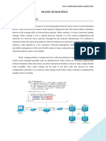Static IP Routing