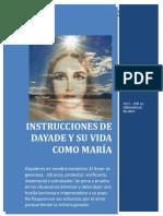 Instrucciones de Dayade y su vida como Maria.pdf