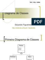 Diagrama de classes UML