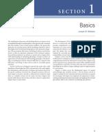 Section 1 Basics