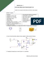 PRACTICA 7 Optoacoplador Con Relevador
