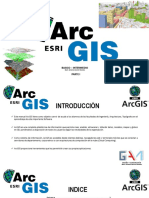 Manual ArcGIS - Basico - Intermedio 10.5 - Parte I
