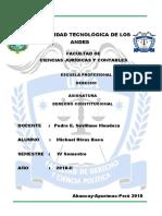 Caratula de Derecho CONSTITUCIONAL II
