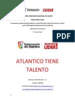 ATLANTICO TIENE TALENTO