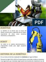 01) Introducción a La Robótica