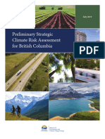 BC Prelim Strat Climate Risk Assessment