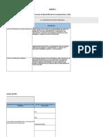 Matrices de Autoevaluacion y Planificacion PEI Anexos  2019