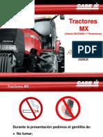 Tractor MX CASE