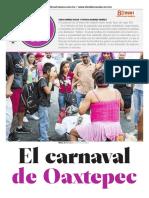 El Carnaval de Oaxtepec-El Tlacuache 887