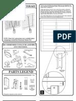 Motorized Shutter Kit