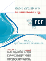 Presentacion BPM Res 2674 de 2015