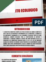 CEMENTO ECOLOGICO.pptx