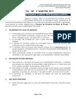 Pana Edital Qualificacao Profissional 2 2019