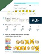 Vicens Vives Matematicas Refuerzo y Ampliacion Segundo de Primaria