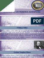 Especiaidad Herencia de Los Pioneros Adventistas