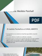 Medidro Parshall