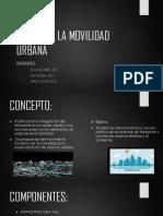 urbanismo teoria
