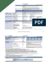 Tarifas y Comisiones Banca Personas Agosto 2019