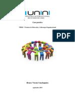 TR024 - Técnicas de Dirección y Liderazgo Organizacional