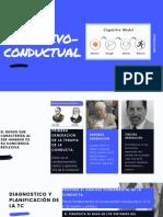 Modelo Cognitivo-conductual (1)