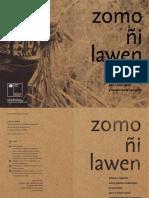 Zomo Ñi Lawen 2019