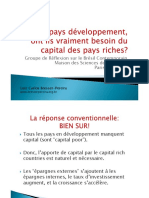 709 Besoin Capital Pays Riches