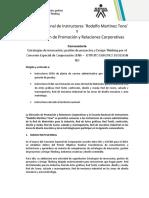 Convocatoria Convenio IED Estrategias de Innovacion Gestion de Proyectos y Design Thinking