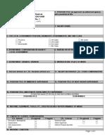 Position Description Form DBM-CSC Form No 1