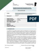 Proyecto Curricular Ética y Construcción Ciudadana