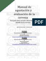 Manual de degustación y evaluación de la cerveza