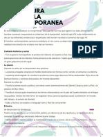 Literatura Española Contemporanea (1)
