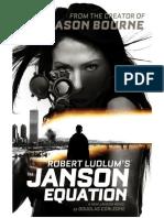 The Janson Equation - Douglas Corleone (Ludlum's)