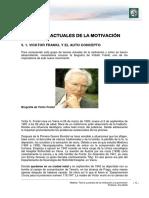 Lectura 3 - Teorías Actuales de La Motivación y Satisfacción Laboral