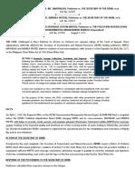Maynilad Water Services v. Secretary of Denr Gr 202897, 206823, 207969 August 6, 2019
