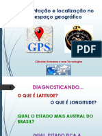 Orientação e Localização Geográfica