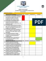 Estándares Indicativos de Desempeño Gestión Efectiva Profesores