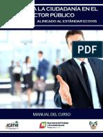 u1 Atención a La Ciudadanía en El Sector Público