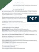 Libro I código Civil