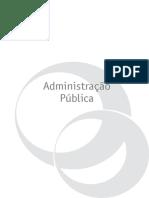 My Arquivo Livro Da Disciplina - Administração Pública.