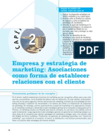 Empresa y estrategia de Empresa y estrategia de marketing