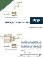 Fundição Por Centrifigação 2017