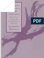 Lynette Hunter (Auth.) - Modern Allegory and Fantasy_ Rhetorical Stances of Contemporary Writing-Palgrave Macmillan UK (1989)